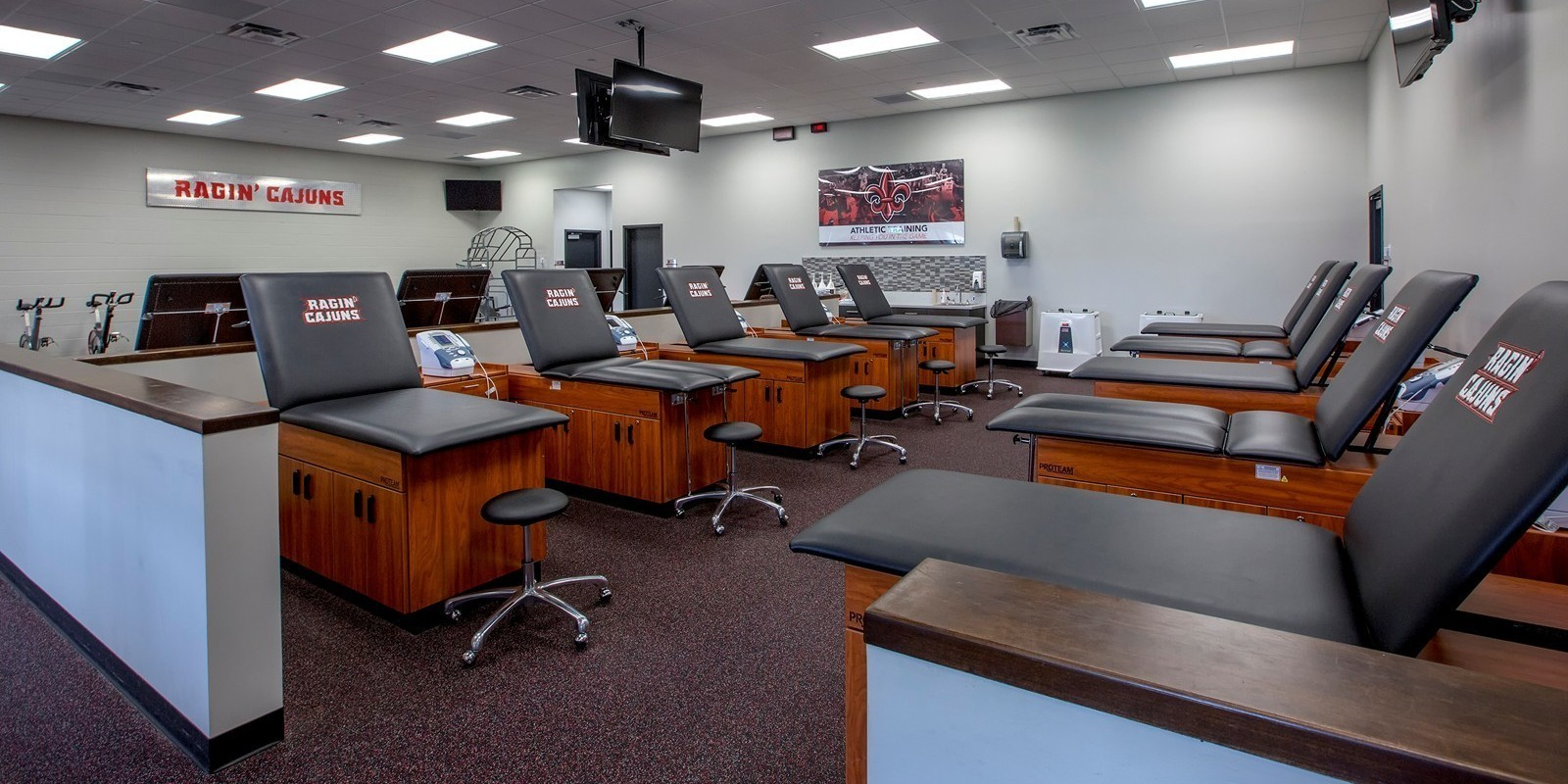 Donald and Janice Mosing Student-Athlete Performance Center