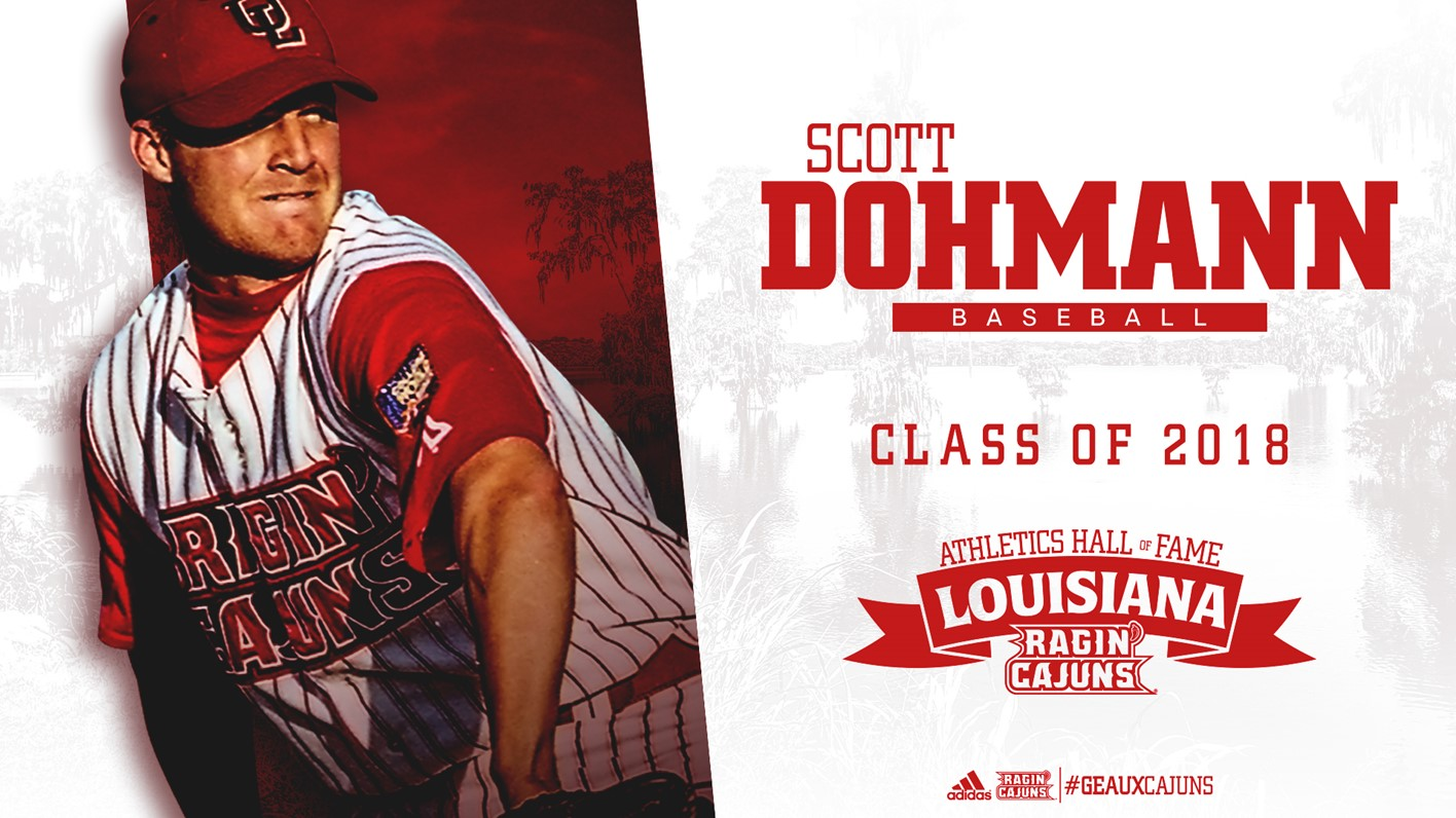 Scott Dohmann - Hall of Fame
