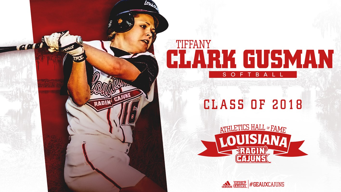 Tiffany Clark Gusman - Softball