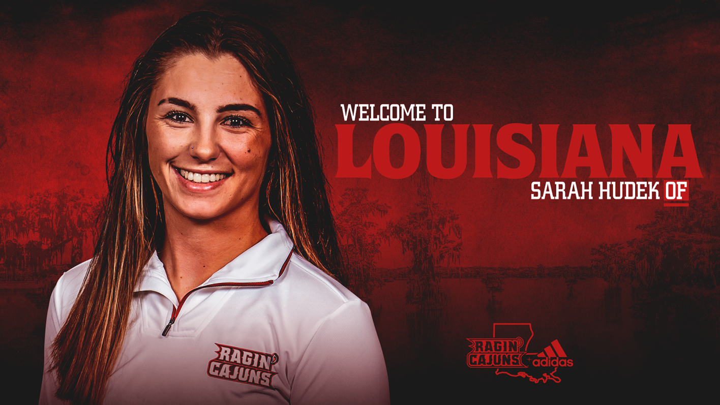 Sarah Hudek Transfer Graphic