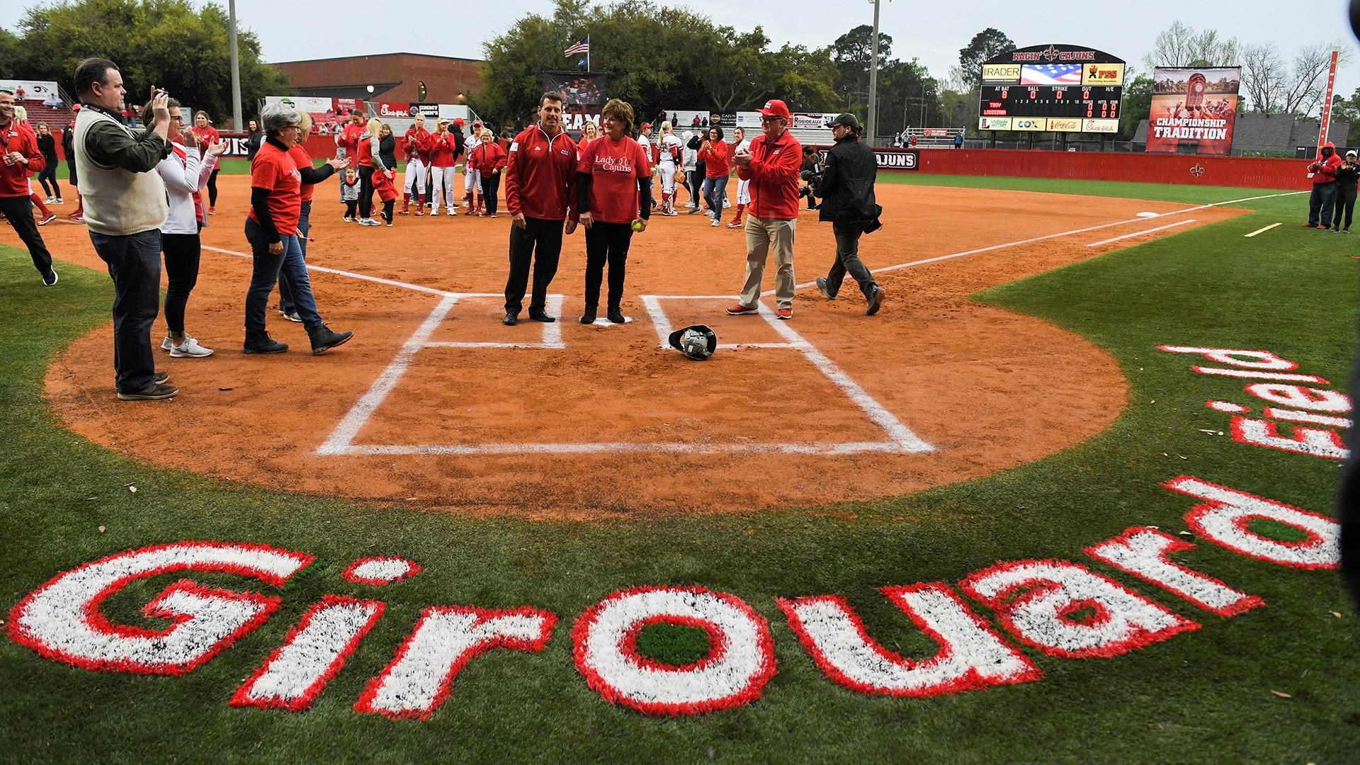 YG Field Dedication