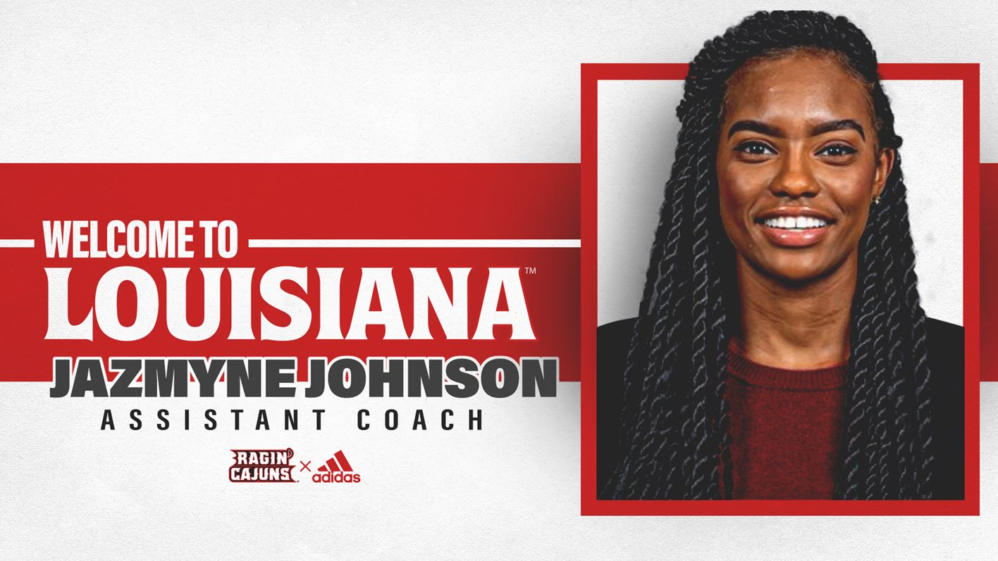 Jazmyne Johnson Volleyball Assistant Coach Hire