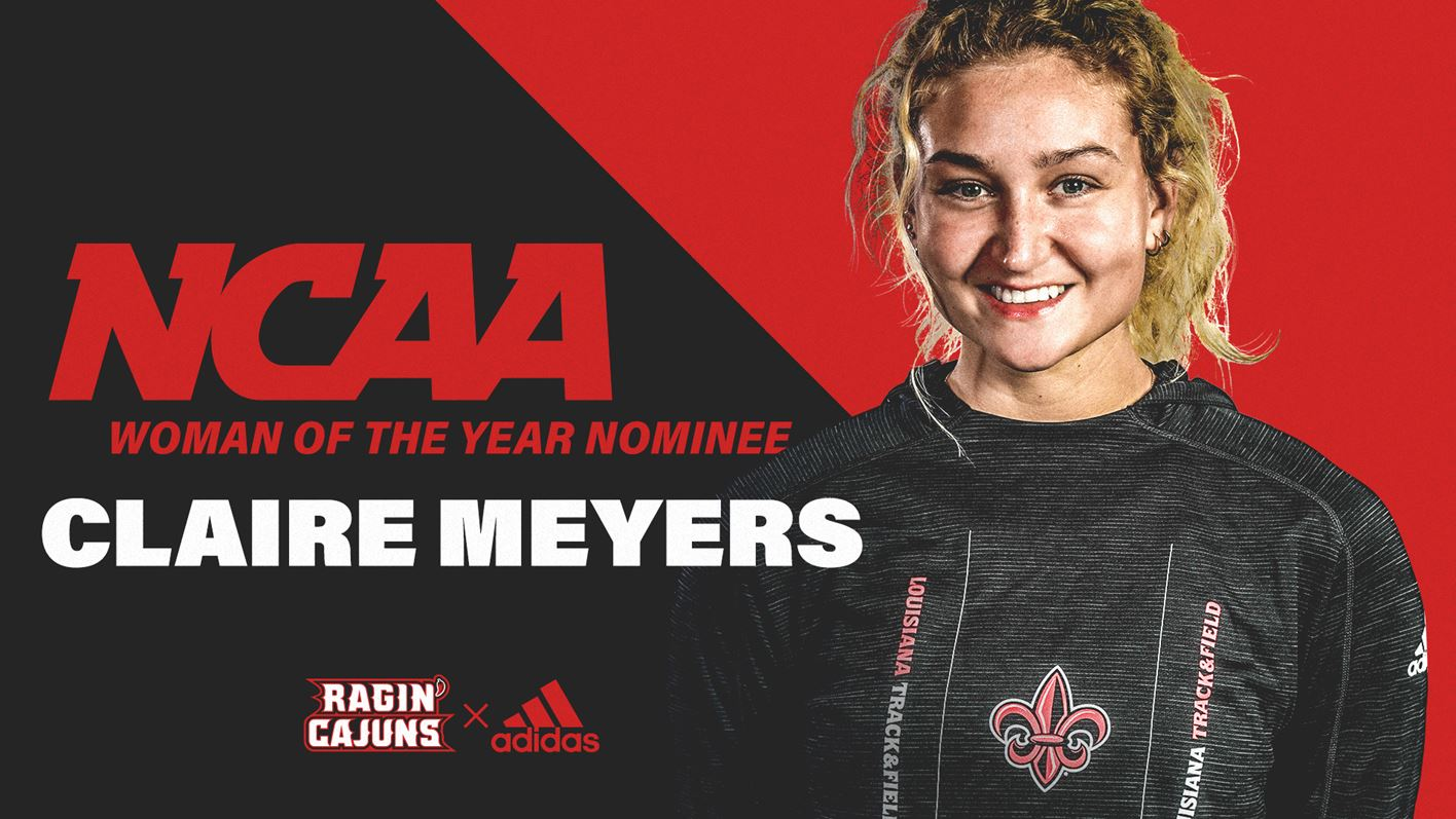 Claire Meyers Graphic - NCAA Woman of the Year